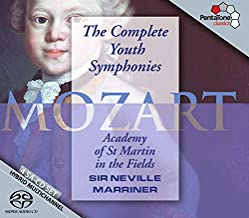 Complete Youth Symphonies