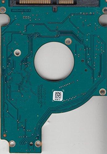 ST320LT020, 9YG142-021, 0002HPM1, 9238 A, Hitachi SATA 2.5 Leiterplatte (PCB)