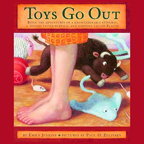 Couverture de Toys Go Out