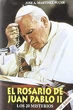 El Rosario de Juan Pablo II: los 20 misterios