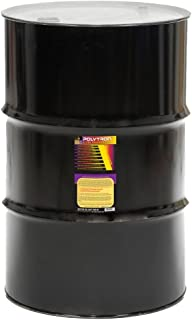 Polytron Full Synthetic 10W-40 Motor Oil 55 Gallon (208L) Drum - Military Industrial Grade