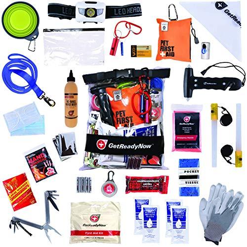 GetReadyNow | Pup & Peeps Emergency Kit |...