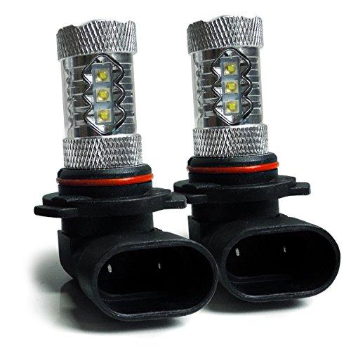 ハリアー 30系 ACU・GSU・MCU3#系 LED フォグランプ フォグライト HB4 80W OSRAM製 フォグ 純正交換 バルブ ...