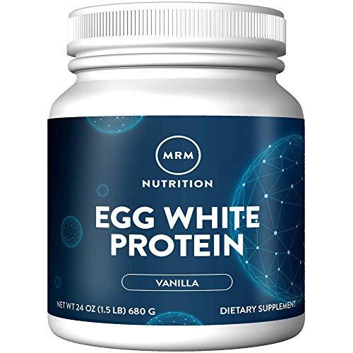 MRM Natural Egg White Protein Powder review