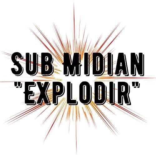 Sub Midian, Alex Chucky, Emilio Millo & Kadu Schiavo
