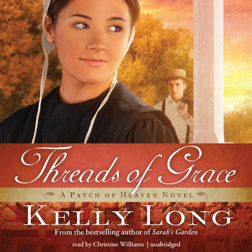 Threads of Grace audiobook cover art