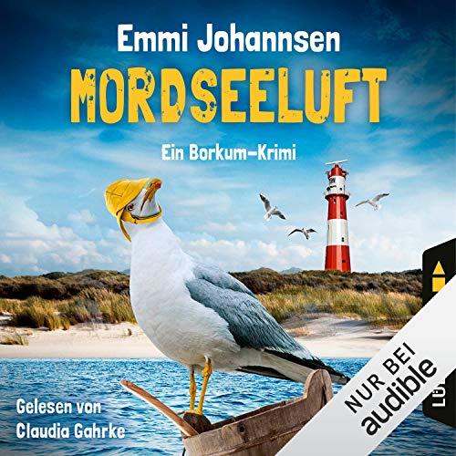Buchseite und Rezensionen zu 'Mordseeluft. Ein Borkum-Krimi' von Emmi Johannsen