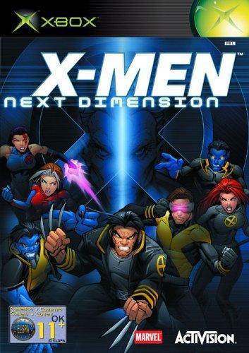 X-Men: Next Dimension (Xbox) [Xbox] - Game [Importación Inglesa]