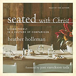 Seated with Christ audiobook cover art