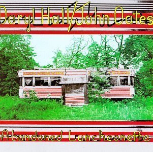 Abandoned Luncheonette by Hall & Oates (1990) Audio CD