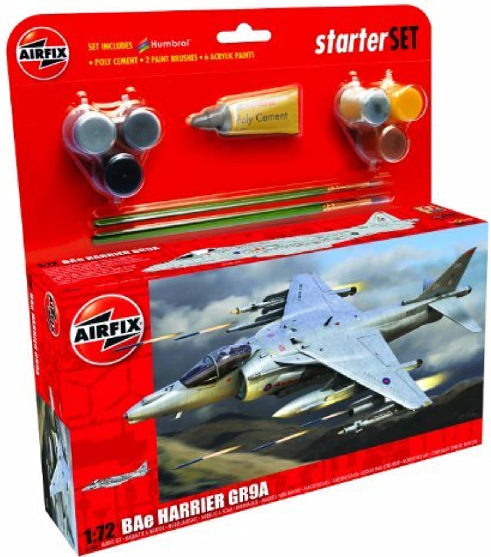 comprar mejor Airfix A55300 Harrier GR9 1 72 Scale Model Large Large Large Estrellater Set by Airfix  nuevo listado