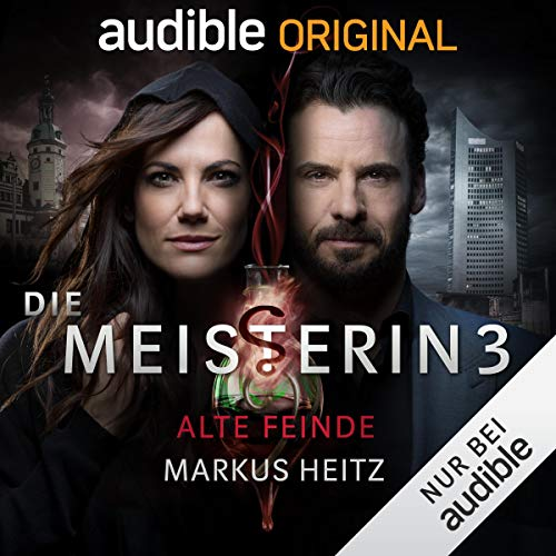 Alte Feinde audiobook cover art