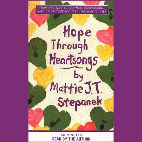 Hope Through Heartsongs audiobook cover art