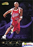 Kobe Bryant 1996 Scoreboard #185 ROOKIE Card in Mint Condition! Los Angeles Lakers Future Hall of Famer! Shipped in Ultra Pro Top Loader!