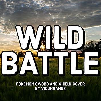 Wild Battle (Pokémon Sword and Shield)