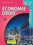 Ressources Plus - ECONOMIE-DROIT 2de bac Pro - Éd. 2019 - Manuel élève