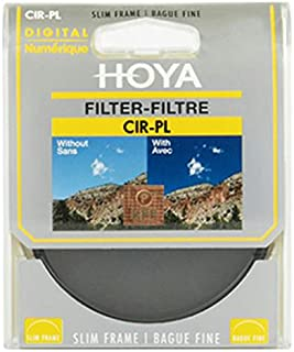Hoya 62mm (G SERIES) Circular Polarizer PL CIR Filter