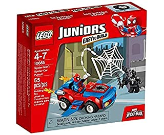 LEGO Juniors 10665 - Spider-Man: Car Verfolgung (B00F3B2Y3W) | Amazon price tracker / tracking, Amazon price history charts, Amazon price watches, Amazon price drop alerts