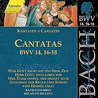 Bach:Cantatas14/16