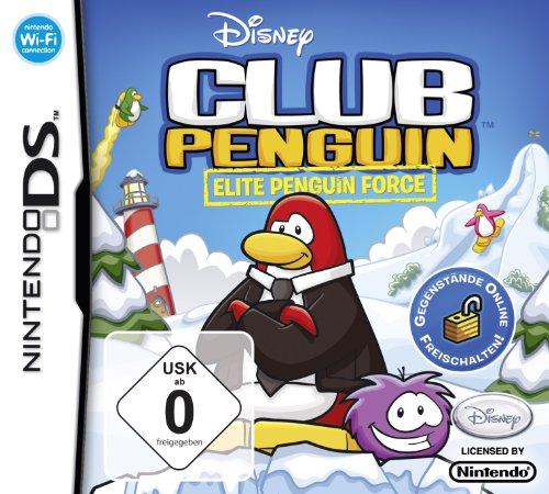 Club Penguin - Elite Penguin Force (Disney) [Edizione: Germania]