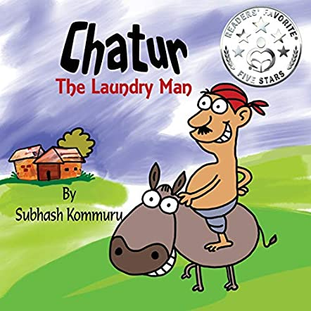 Chatur the Laundry Man