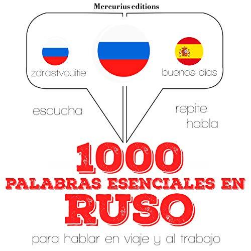 1000 palabras esenciales en ruso cover art