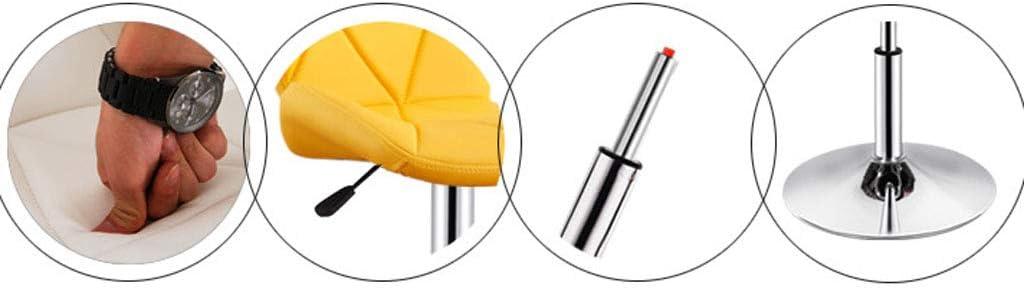 XXT-Chaise d'ordinateur tournant Moderne Simple de Chaise Haute Barre dinant la Chaise d'ascenseur à la Maison de Chaise Durable (Color : I) A