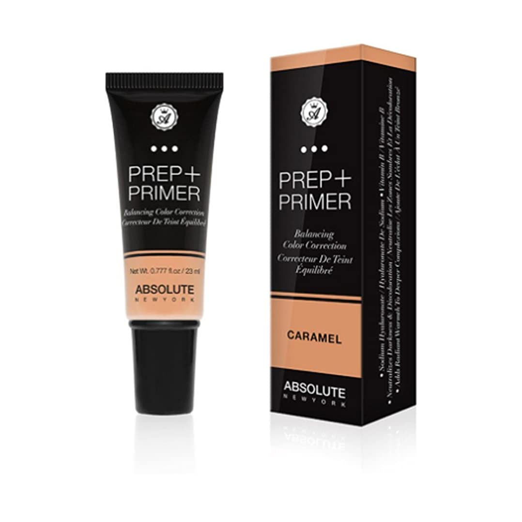 ウォルターカニンガムぞっとするような一晩(6 Pack) ABSOLUTE Prep + Primer - Caramel (並行輸入品)