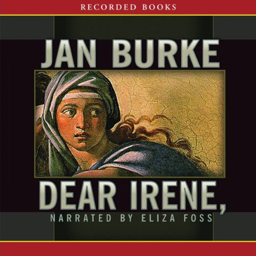 Dear Irene audiobook cover art