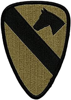 a2b3ef396e68 1st Cavalry Division OCP Patch with Hook Fastener