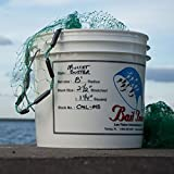"8. Bait Buster Mullet Cast Nets 1-1/4"" Sq. Mesh (10 ft. Radius)"