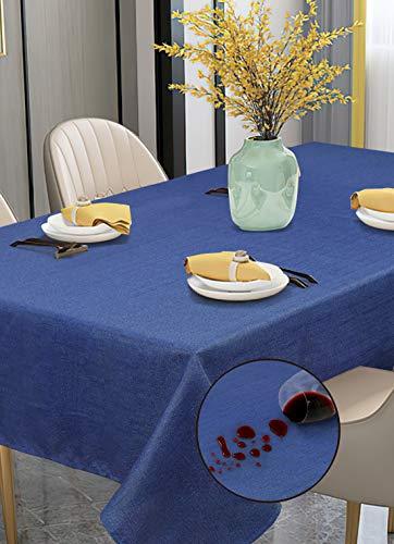 mantel blanco antimanchas fabricante Violet Linen