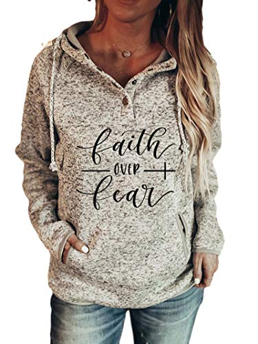 Christmas Hooded Sweatshirts for Women Cute Xmas Tree Print Long Sleeve Plus Size Tunic Pullover Tops 005 XX-Large