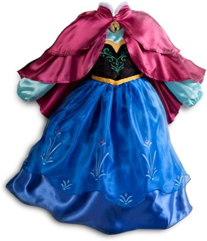 Disney Store Frozen Princess Anna Costume Größe Large 9 10(US Version, importiert)