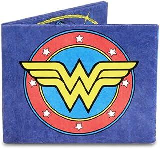 Dynomighty Men`s DC Comics Ultra Thin Eco-friendly Tyvek Mighty Wallets