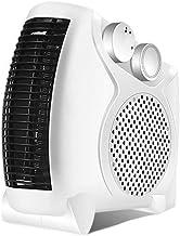 NANE Calentador eléctrico, Mini Calentador de Estufa eléctrico portátil de 800 W instantáneo portátil, Calentador con termostato Ajustable