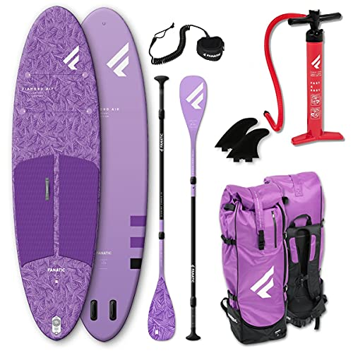 Fanatic Fly AIR Pocket 10.4 Stand up paddle board SUP, 50% minder verpakkingsmaat 315 cm