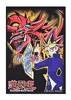 遊戯王 英語版 カードスリーブ 遊戯&オシリスの天空竜★50枚入り