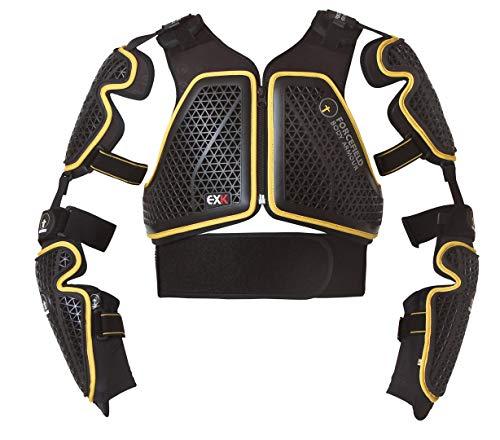 FORCEFIELD EX-K Harness Adventure Bodyprotektor, Farbe schwarz, Größe L