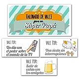 CGN Talonario vales Papa