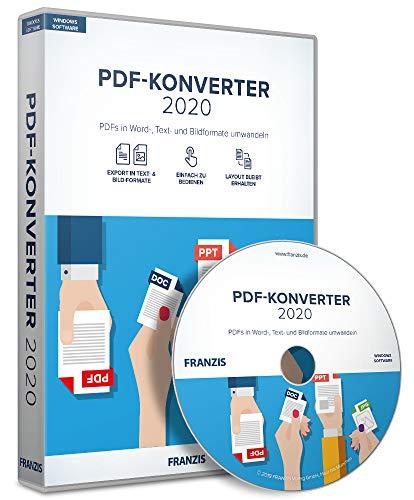 PDF Konverter 2020: PDFs umwandeln und in Office, als EPUB, HTML oder als Text verwenden
