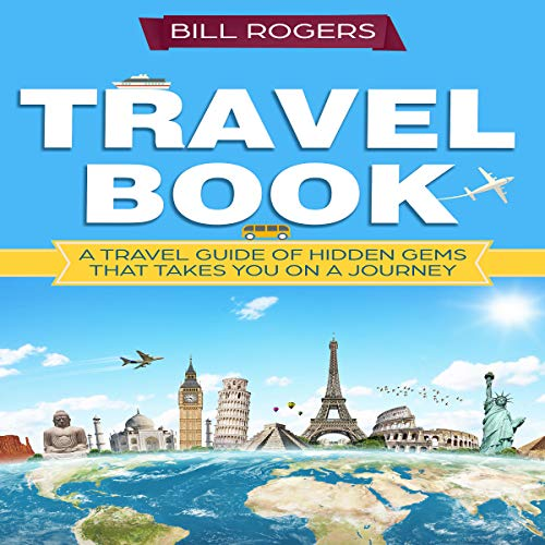 Travel Book audiobook cover art