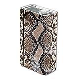 Smok X Cube BT50 Vape E-Cig Mod Box Vinyl DECAL STICKER Skin Wrap / Diamondback Design
