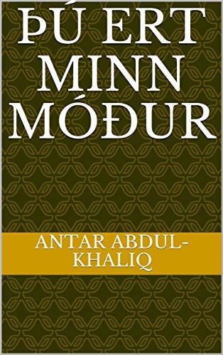 Þú ert minn móður (Icelandic Edition)