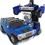 SONGTAO 2.4G RC Transformers Stunt Car Télécommande Un Bouton Déformation Jouet King Kong Modèle Hornet Surdimensionné Voiture