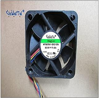 Compatible with Fan for NONOISE G5015M12D1+6 0.200A 12v 5CM 505015MM car audio cooling fan