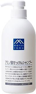 Mマーク(M-mark) アミノ酸せっけんシャンプー 洗い流すタイプ 無賦香 600mL