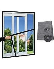 Yuly Window Mesh Net Cat Protection,Transparant vliegenscherm zelfklevend raamscherm,Insect muskietenscherm gaas,Op maat gesneden - 180x200cm