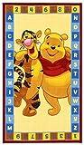 Kinder Teppich Kinderteppich mit Winnie the Pooh