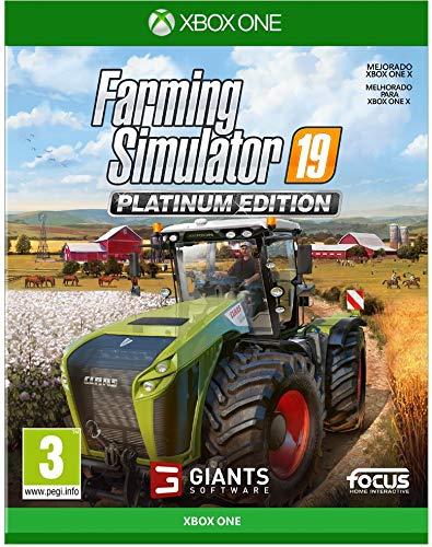 Farming Simulator 19 - Platinum Edition - Xbox One [Edizione: Spagna]